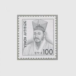 韓国 1986年普通 丁茶山
