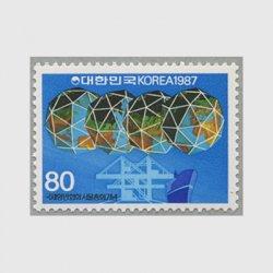 韓国 1987年国際港湾協会ソウル大会
