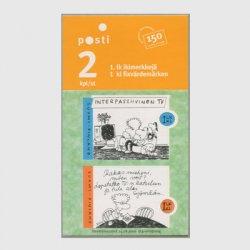 フィンランド 2006年家庭 切手帳