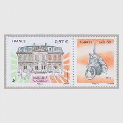 フランス 2020年タンブルパッション・タブ付