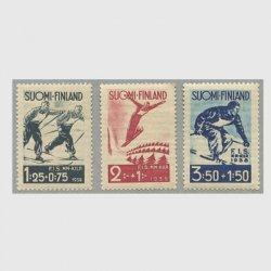 フィンランド 1938年ラハティスキー大会3種<img class='new_mark_img2' src='https://img.shop-pro.jp/img/new/icons5.gif' style='border:none;display:inline;margin:0px;padding:0px;width:auto;' />