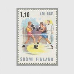 フィンランド 1981年ボクシングヨーロッパ大会