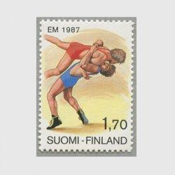 フィンランド 1987年レスリングヨーロッパ大会