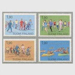 フィンランド 1989年スポーツ4種