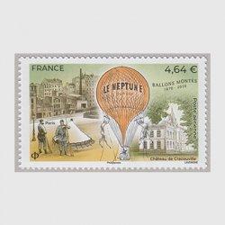 フランス 2020年気球郵便150年(航空切手)