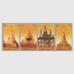 タイ 2019年べサク祭4種