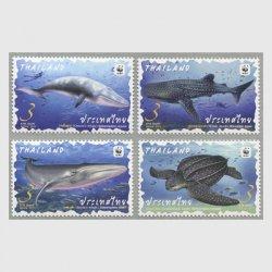 タイ 2019年海洋生物4種