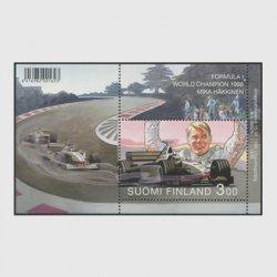 フィンランド 1999年Mika Hakkinen F1チャンピオン