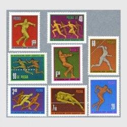 ポーランド 1966年ヨーロッパ陸上8種