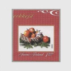 フィンランド 2003年りんご