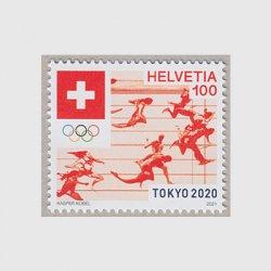 スイス 2021年東京2020オリンピック