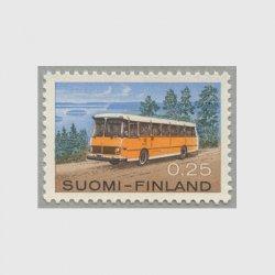 フィンランド 1971年バス