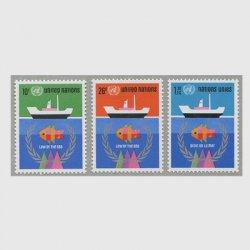 国連 1974年人間の共有財産3種