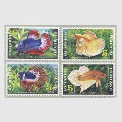 タイ 2020年淡水魚ベタ・スプレンデンス4種