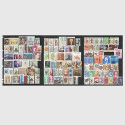 メキシコ未使用切手113種