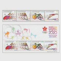 中国香港 2021年東京2020オリンピック