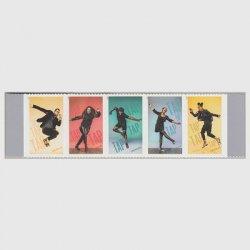 アメリカ 2021年タップダンス5種連刷