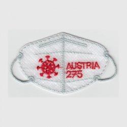 オーストリア 2021年Mini-FFP2マスク<img class='new_mark_img2' src='https://img.shop-pro.jp/img/new/icons5.gif' style='border:none;display:inline;margin:0px;padding:0px;width:auto;' />