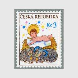 チェコ共和国 1999年羊と赤ちゃん