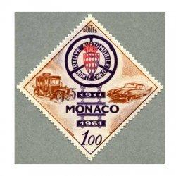 モナコ 1961年ラリー・モンテカルロ創設50年