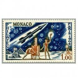 モナコ 1964年PHILATEC