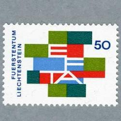 リヒテンシュタイン 1967年EFTA
