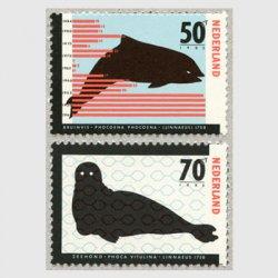 オランダ 1985年自然保護2種