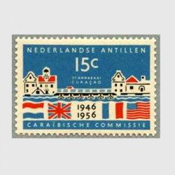 オランダ領アンチル諸島 1956年カリブ海諸国委員会10年