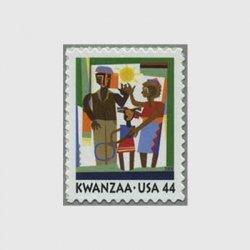 アメリカ 2009年クワンザ