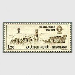 グリーンランド 1975年パトロール