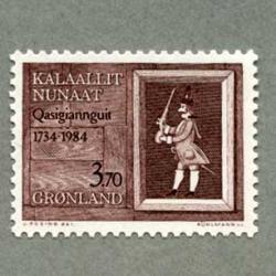 グリーンランド 1984年Christianshab250年