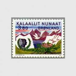 グリーンランド 1985年国際青年年