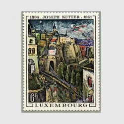 ルクセンブルグ 1969年ルクセンブルグの風景