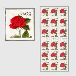 アメリカ 1993年バラ29c