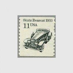アメリカ 1985年輸送機関 額面「c」なし「ベアキャット」