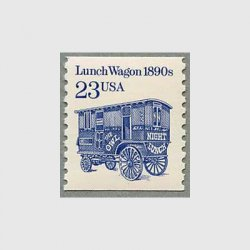 アメリカ 1991年ランチ馬車