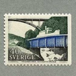 スウェーデン 1968年Dalsland海峡