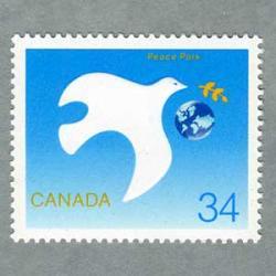 カナダ 1986年国際平和年