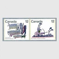 カナダ 1977年狩猟2種