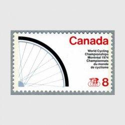 カナダ 1974年車輪