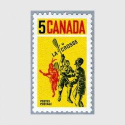 カナダ 1968年ラクロス