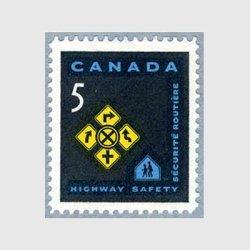 カナダ 1966年交通標識