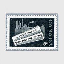 カナダ 1958年カナディアンプレス