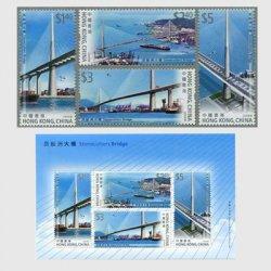 中国香港 2009年ストーンカッターズ橋