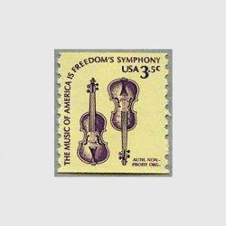 アメリカ 1980年2台のヴァイオリン