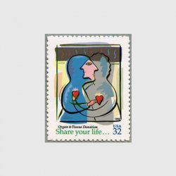 アメリカ 1998年臓器移植