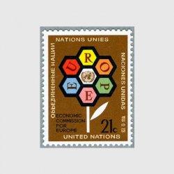 国連 1972年エコノミックコミッション25年
