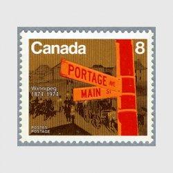 カナダ 1974年Winnipeg100年