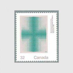 カナダ 1983年十字架