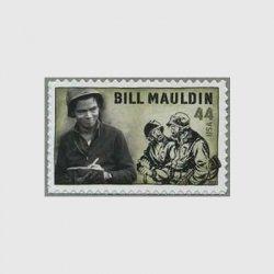 アメリカ 2010年ビル・モールディン